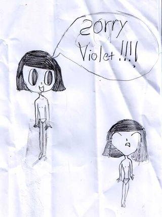 Sorryviolet