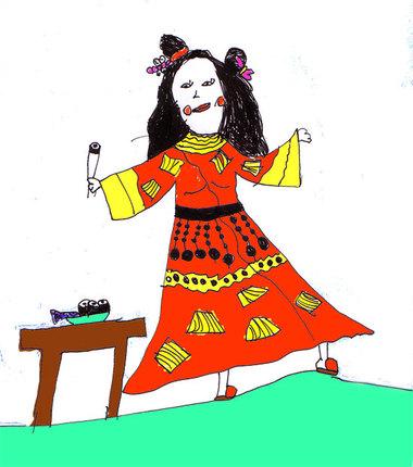 Japaneselady